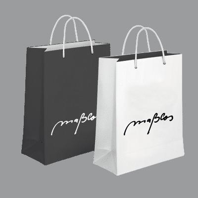Einkaufen im Masslos Shop