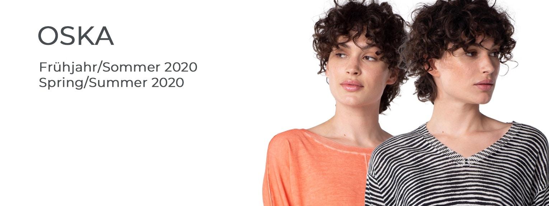 Die neue OSKA Kollektion FS 2020 ist da